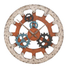 Woodland Imports Number Wall Clock