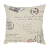 UMA Enterprises 1-Piece 16-in W x 16-in L Square Accent Pillow