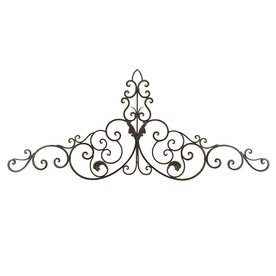 Shop Woodland Imports 59-in W x 24-in H Decor Metal Wall Art at Lowes.
