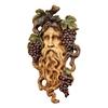 Design Toscano God of the Grape Harvest 12.5-in W x 22.5-in H Frameless Resin Sculptural Wall Art
