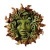 Design Toscano 8.5-in W x 8.5-in H Frameless Somerset Green Woman Sculptural Wall Art