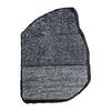 Design Toscano Rosetta Stone 9-in W x 10.5-in H Frameless Resin Museum Sculptural Wall Art