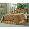 Leggett & Platt Elite Ambrose Falls 11-Piece Gold Queen Comforter Set