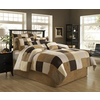Leggett & Platt Paramount 11-Piece Brown Queen Comforter Set