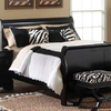 Leggett & Platt 14-Piece Black King Comforter Set