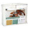 Leggett & Platt Polyester King Mattress or Box Spring Cover with Bed Bug Protection