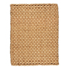 Anji Mountain Jute 9-ft x 12-ft Rectangular Tan Solid Area Rug