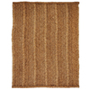 Anji Mountain Jute Rectangular Multicolor Transitional Jute Area Rug (Common: 8-ft x 10-ft; Actual: 8-ft x 10-ft)