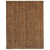 Anji Mountain Jute Rectangular Indoor Woven Area Rug (Common: 10 x 14; Actual: 120-in W x 168-in L)