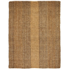 Anji Mountain Jute 10-ft x 14-ft Rectangular Multicolor Transitional Area Rug