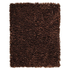 Anji Mountain Paper Shag 5-ft x 8-ft Rectangular Solid Area Rug