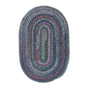 Colonial Mills Chestnut Knoll 36-in x 60-in Oval Multicolor Transitional Accent Rug