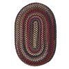Colonial Mills Chestnut Knoll 4-ft x 6-ft Oval Multicolor Transitional Area Rug
