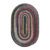Colonial Mills Chestnut Knoll 5-ft x 8-ft Oval Multicolor Transitional Area Rug