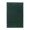 Colonial Mills Courtyard 144-in x 144-in Square Green Solid Area Rug