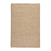 Colonial Mills 144-in x 144-in Square Solid Area Rug
