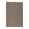 Colonial Mills 144-in x 144-in Square Multicolor Border Area Rug