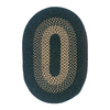 Colonial Mills Madison Oval Multicolor Transitional Accent Rug (Common: 2-ft x 4-ft; Actual: 24-in x 48-in)