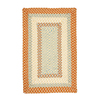 Colonial Mills Montego 6-ft x 6-ft Square Multicolor Transitional Indoor/Outdoor Area Rug