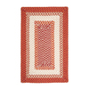 Colonial Mills Montego 4-ft x 4-ft Square Multicolor Transitional Indoor/Outdoor Area Rug