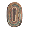 Colonial Mills Olivera 4-ft x 6-ft Oval Multicolor Transitional Area Rug