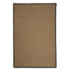 Colonial Mills Sunbrella- Renaissance Rectangular Indoor and Outdoor Braided Area Rug (Common: 4 x 6; Actual: 48-in W x 72-in L)