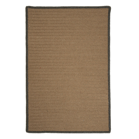 Colonial Mills Sunbrella- Renaissance Rectangular Indoor and Outdoor Braided Area Rug (Common: 12 x 15; Actual: 144-in W x 180-in L)