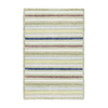 Colonial Mills Seascape 4-ft x 4-ft Square Multicolor Geometric Area Rug