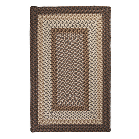 Colonial Mills Tiburon Square Multicolor Transitional Indoor/Outdoor Area Rug (Common: 4-ft x 4-ft; Actual: 4-ft x 4-ft)