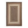 Colonial Mills Tiburon 8-ft x 11-ft Rectangular Multicolor Transitional Indoor/Outdoor Area Rug