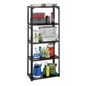 International Tool Storage 72-in H x 30-in W x 15-in D 5-Tier Steel Freestanding Shelving Unit