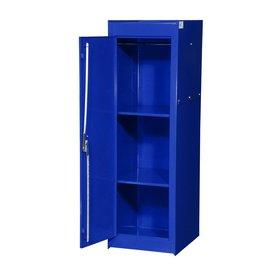International Tool Storage Value 15-in W x 51-in H x 24-in D Blue Steel Full Storage Locker