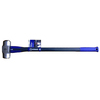 Kobalt 8 lb Carbon Steel Sledge Hammer with 33.62-in Fiberglass Handle