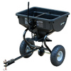 Blue Hawk 85 lb Capacity Tow-Behind Lawn Spreader