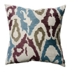 KOKO Company 20-in W x 20-in L Multicolored Square Accent Pillow