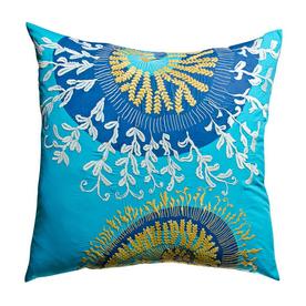 KOKO Company 26-in W x 26-in L Multicolored Square Decorative Pillow