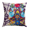KOKO Company 26-in W x 26-in L Multicolored Square Accent Pillow