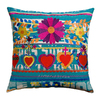 KOKO Company 22-in W x 22-in L Square Accent Pillow