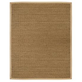 Anji Mountain Saddleback Rectangular Indoor Woven Area Rug (Common: 5 x 8; Actual: 60-in W x 96-in L)