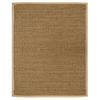 Anji Mountain Saddleback Rectangular Indoor Woven Area Rug (Common: 8 x 10; Actual: 96-in W x 120-in L)