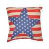 Cheung's 18-in W x 18-in L Square Indoor Decorative Pillow
