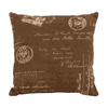 UMA Enterprises 16-in W x 16-in L Square Accent Pillow