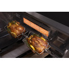 Master Forge 40-in Stainless Steel Grill Rotisserie