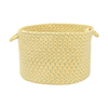 Colonial Mills 18-in W x 12-in H x 18-in D Sundance Plastic Basket