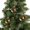 Holiday Living 12-Pack Gold Ornament Set