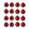Holiday Living 8-Pack Red Ornament Set
