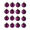 Holiday Living 8-Pack Purple Ornament Set