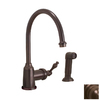 Premier Faucet Wellington Oil-Rubbed Bronze 1-Handle Pull-Out Kitchen Faucet with Side Spray
