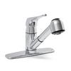 Premier Faucet Sonoma Chrome 1-Handle Pull-Out Kitchen Faucet