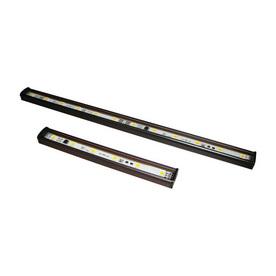 shop nora lighting 6 in hardwired under cabinet led light bar at lowes. Black Bedroom Furniture Sets. Home Design Ideas